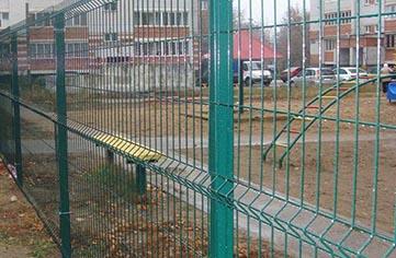 3d забор Гиттер